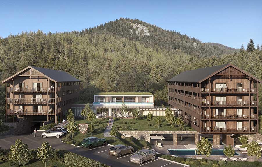 Montana by AvenidA appartementen Oostenrijk