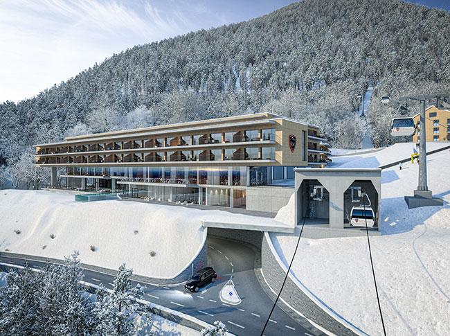 AvenidA Resort Montafon impressie