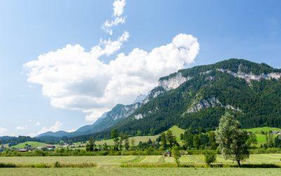 Genieten van vakantie in Salzburgerland